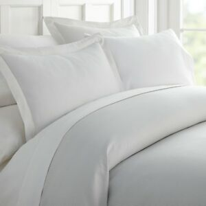 Home Collection Ultra Soft Patterned 3 Piece Duvet Cover Set - 15 Designs!