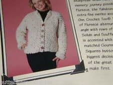 Knit One Crochet Too Knitting Pattern The Bedspread Jacket Sweater Patterns