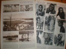 Australische Anthropologe Donald Thomson Neuguinea