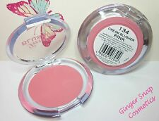 Laval Cream Blusher Compact 7g PINK No 134 A Lovely Dusky Rose/Baby Pink NEW