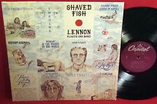 JOHN LENNON Shaved Fish CAPITOL PURPLE LABEL Classic LP