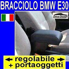 BMW 3 E30 - bracciolo con portaoggetti REGOLABILE per - vedi tappeti auto