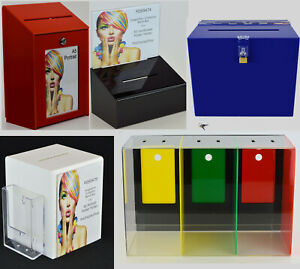 Suggestion and Ballot Boxes