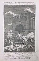 Révolution Française Juillet 1789 Paris Barrière des Gobelins Révolutions Paris