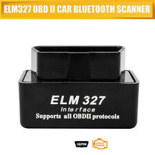 ELM327 Scanner Android Torque Auto DTCs Scan Tool OBD2 II XTRONS Bluetooth OBD