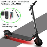 New Circuit Board Dashboard Cover Original Parts for Xiaomi MIJIA M365 Scooter