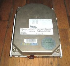 SEAGATE ST-251 5.25'' 42MB Hard Drive - For parts or repair