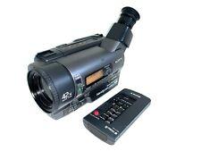 Sony Handycam CCD-TR2200E PAL Hi8  Video Camera Recorder