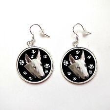 BULL TERRIER Ohrringe earrings - BK1