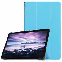 Smart-Case per Samsung Galaxy Scheda A 10.5 SM-T590 T595 Custodia Slim Azzurro