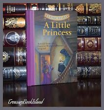 A Little Princess by Frances Burnett Illustrated New Collectible Hardcover Gift