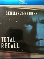 BLU-RAY - TOTAL RECALL - 1st edition VO -