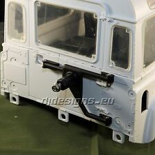 1:10th scale Landrover defender D90 D110 Rear Wheel Carrier Type 1