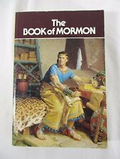 The Book Of Mormon World's Fair Expo '74 Spokane Washington Pavilion 1974 Scarce