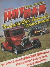 Hot Car magazine June 1980