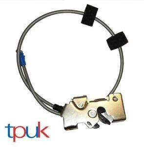 FORD TRANSIT REAR DOOR LOWER LEFT LATCH LOCK CABLE MK6 MK7 2000-2015 NEAR SIDE