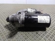 2012 Skoda Fabia 2010 To 2014 1.6 Diesel CAYC Starter Motor 02Z911023N