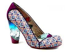 Women's Formal Textile Heels