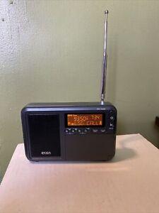 Eton Elite Traveler AM/FM/LW/Shortwave Radio EXCELLENT CONDITION LIGHTLY USED