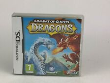 Nintendo DS game Combat of the Giants Dragons