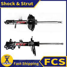 2X REAR Left+Right FCS Shock & Strut Kit Set Fits 2007 LEXUS RX350 AWD NEW