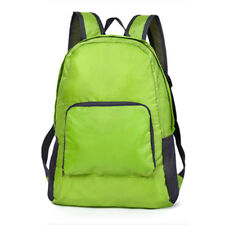 Water Resistant Light Foldable School Office Travel Hiking Camping Backpack