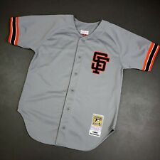 100% Authentic Dave Dravecky 1989 Giants Jersey Size 44 L Mens