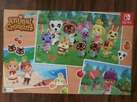 ANIMAL CROSSING PROMO 17 X 11 DOUBLE- SIDED POSTER / NINTENDO SWITCH / BRAND NEW