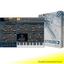 FXpansion STROBE2 virtual instrument software synthesizer Strobe 2 plug-in NEW