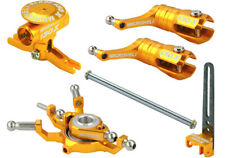 NEW Microheli Blade 130 X CNC Power package GOLD 130X FREE US SHIP