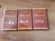 ODISSEA OMERO L'Iliade  Garzanti Libri 3 volumetti
