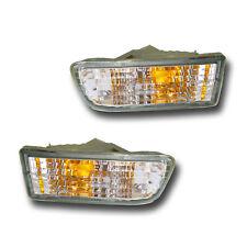 Fits 99-02 Toyota 4Runner Driver + Passenger Side Turn Signal Light Lamp 1 Pair