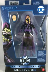DC Comics Multiverse Collect & Connect Spoiler Lex Luther FREE SHIPPING