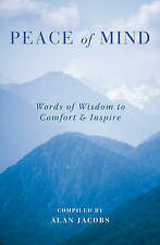 Book of Peace: Words of Wisdom to Comfort and Inspire by Watkins Media (Hardb...