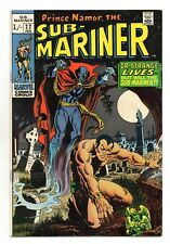 Sub-Mariner Vol 1 No 22 Feb 1970 (VFN-) Marvel Comics, Bronze Age (1970 - 1979)