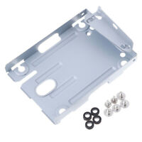 Super slim hard disk drive metal mounting bracket for playstation 3 Fw
