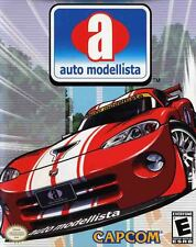 BRADYGAMES AUTO MODELLISTA OFFICIAL STRATEGY GUIDE HINT BOOK NEW