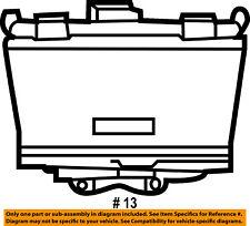Jeep CHRYSLER OEM 16-17 Grand Cherokee Instrument Panel Dash-Bin 5VK211S5AA