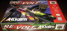 Re-Volt (Nintendo 64, 1999) Brand NEW!
