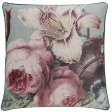 Kissenhülle Barbara Schöneberger Kissenbezug Blumen rosa 50x50cm