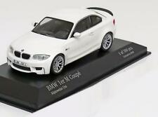 1:43 Minichamps BMW 1 Série M Coupé e82 2011 white ltd. 500 pc.