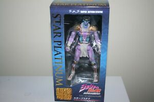 Medicos Jojo's Bizarre Adventure STAR PLATINUM Figure NEW Authentic CV