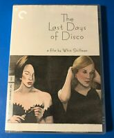 The Last Days of Disco (1998) Criterion Collection DVD, Chloe Sevigny
