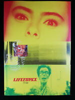 Lifeforce -1985- Movie Pamphlet for the Japanese release - A4 Format