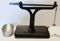 Small Brown & Sharpe Antique Cast Iron Scale, Oldest on eBay!