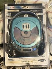 Rare Gpx Portable Compact Disc Player C3930Smxgrn New Old Stock