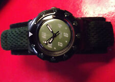 "SWATCH SCUBA ""ACCESS"" - BEAUTIFUL CONDITIONS - SWISS MADE"