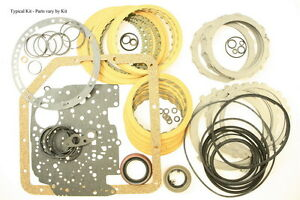 Auto Trans Master Rebuild Kit Pioneer 752055