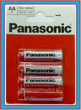Panasonic AA Single Use Batteries