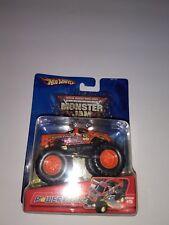 2005 Hot Wheels Monster Jam Power Forward #5 orange version